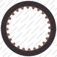 Фрикционный диск (111x1.6x24T) K3, K4 (односторонний, внутренние зубья)