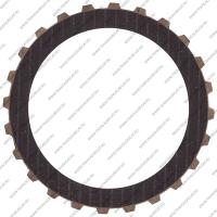 Фрикционный диск (89x1.6x24T) K3, K4 (односторонний, наружные зубья)
