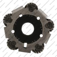 Планетарный редуктор передний (5 сателлитов по 16 зубов)