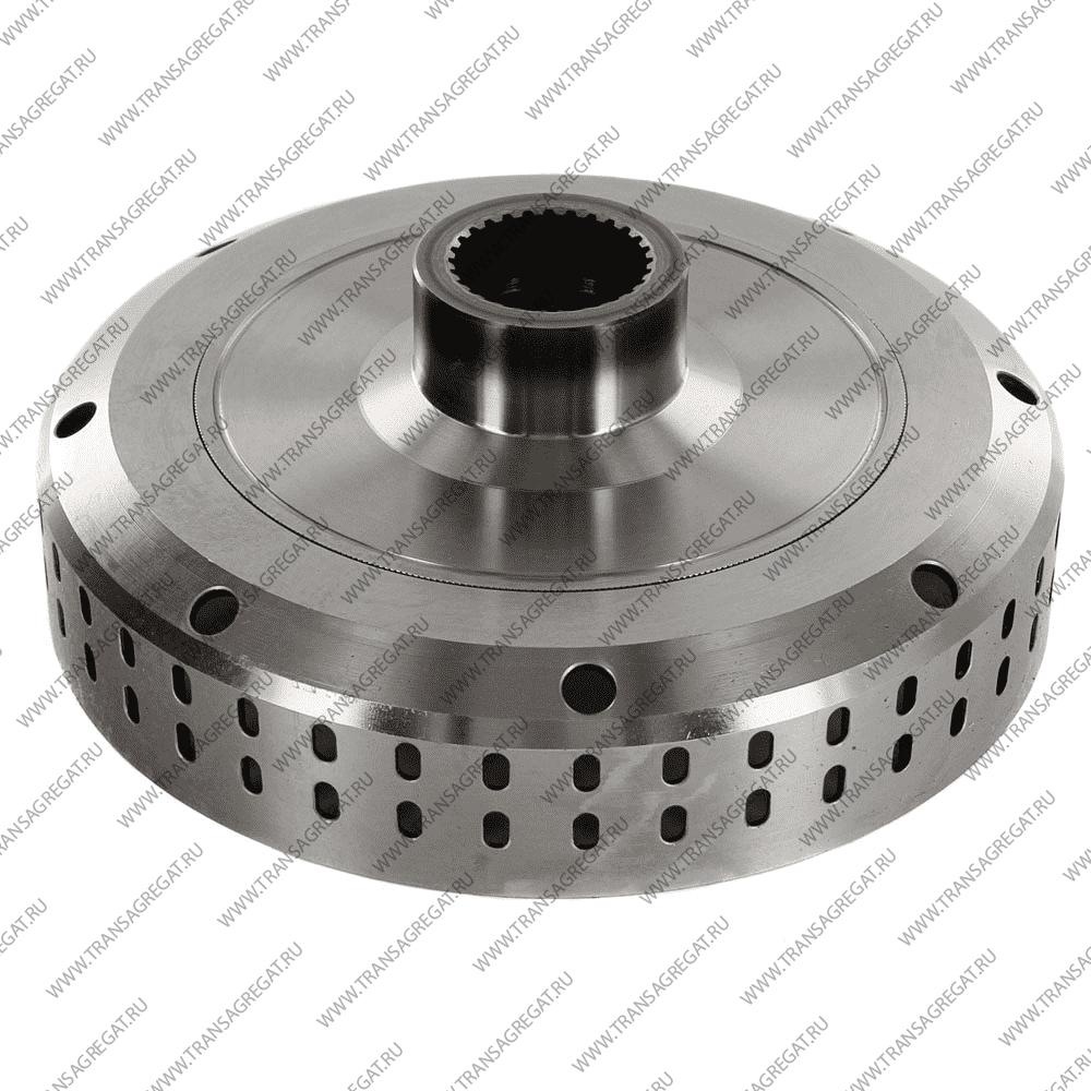 Корпус сцепления K1 (тип 2, под 5 фр. дисков, общая высота 58mm, ступица без выемок)