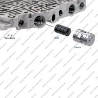 Клапан бустерный ведущего шкива
