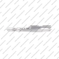 Фильтр (тип 3, 11-up, металлический, с овальным маслозаборником)