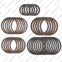 Комплект фрикционных дисков (98-up, 4.0L и выше, включает все двусторонние диски)*
