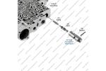 Втулка клапана аккумулятора (#AX)