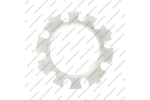 Направляющая ротора масляного насоса (81-96г., на 10 лопаток, пластиковая)