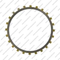 Фрикционный диск гидротрансформатора (238x4.5x24T, наружные зубья)