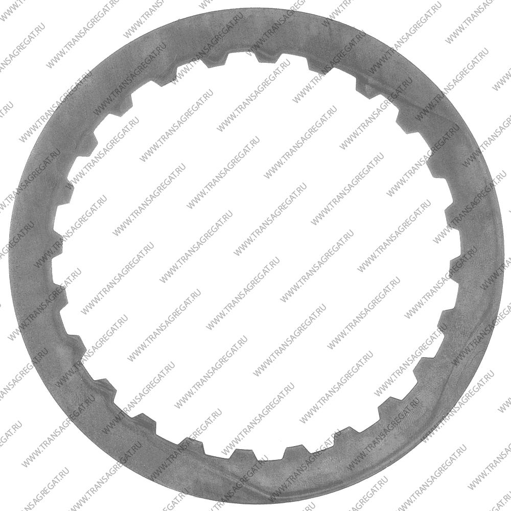 Фрикционный диск (138x1.6x24T) 2nd (односторонний, внутренние зубья, 02-up)