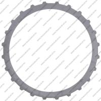 Фрикционный диск (114x1.6x24T) 2nd (односторонний, наружные зубья, 99-01г.)