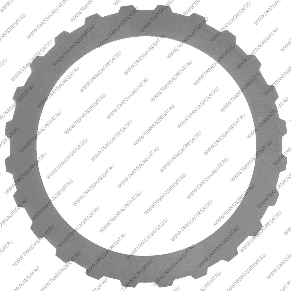 Фрикционный диск (105x1.6x24T) Forward (односторонний, наружные зубья)