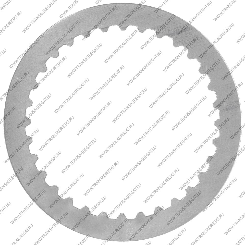 Фрикционный диск (115x2.5x32T) Direct (односторонний, внутренние зубья)